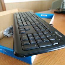 Microsoft Wired 600 — обзор клавиатуры