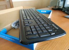 Microsoft Wired 600 вид с боку